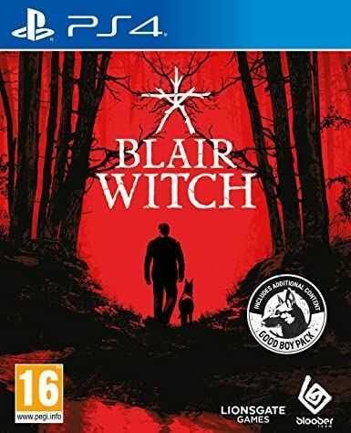 Blair Witch PS4 Używana