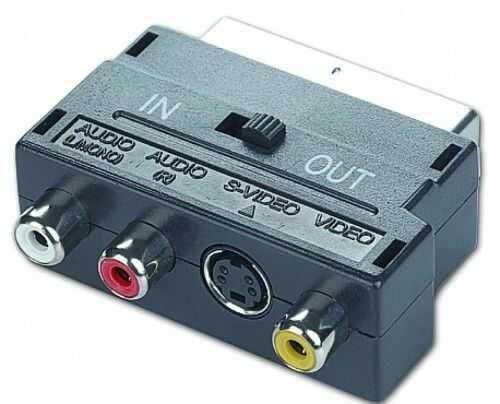 Adapter Euro-Chinch