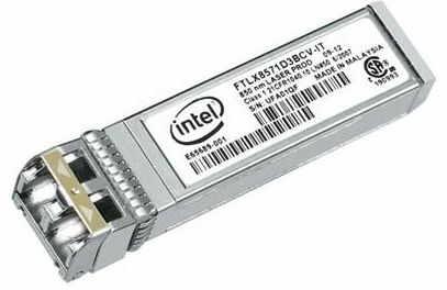 Intel E10GSFPSR moduł przekaźników sieciowych 10000 Mbit/s SFP+ 850