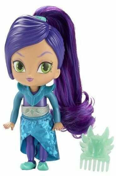 Shimmer&Shine. Zeta - Mattel