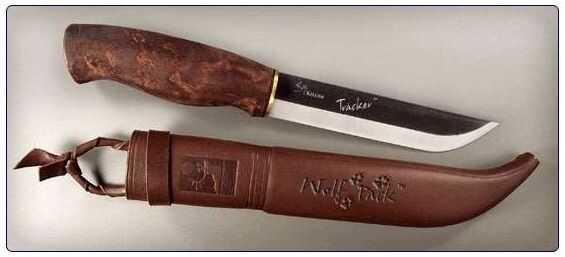 Nóż Kellam Knives Tracker - Wolf Pack