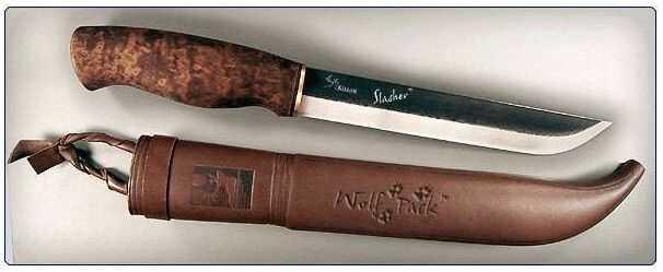 Nóż Kellam Knives Slasher - Wolf Pack