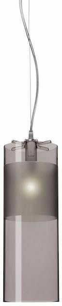 Easy jasny szary - Kartell - lampa wisząca