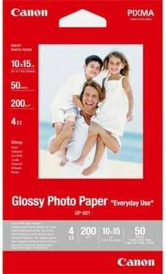 Papier fotograficzny CANON GP-501 A6 50 szt.