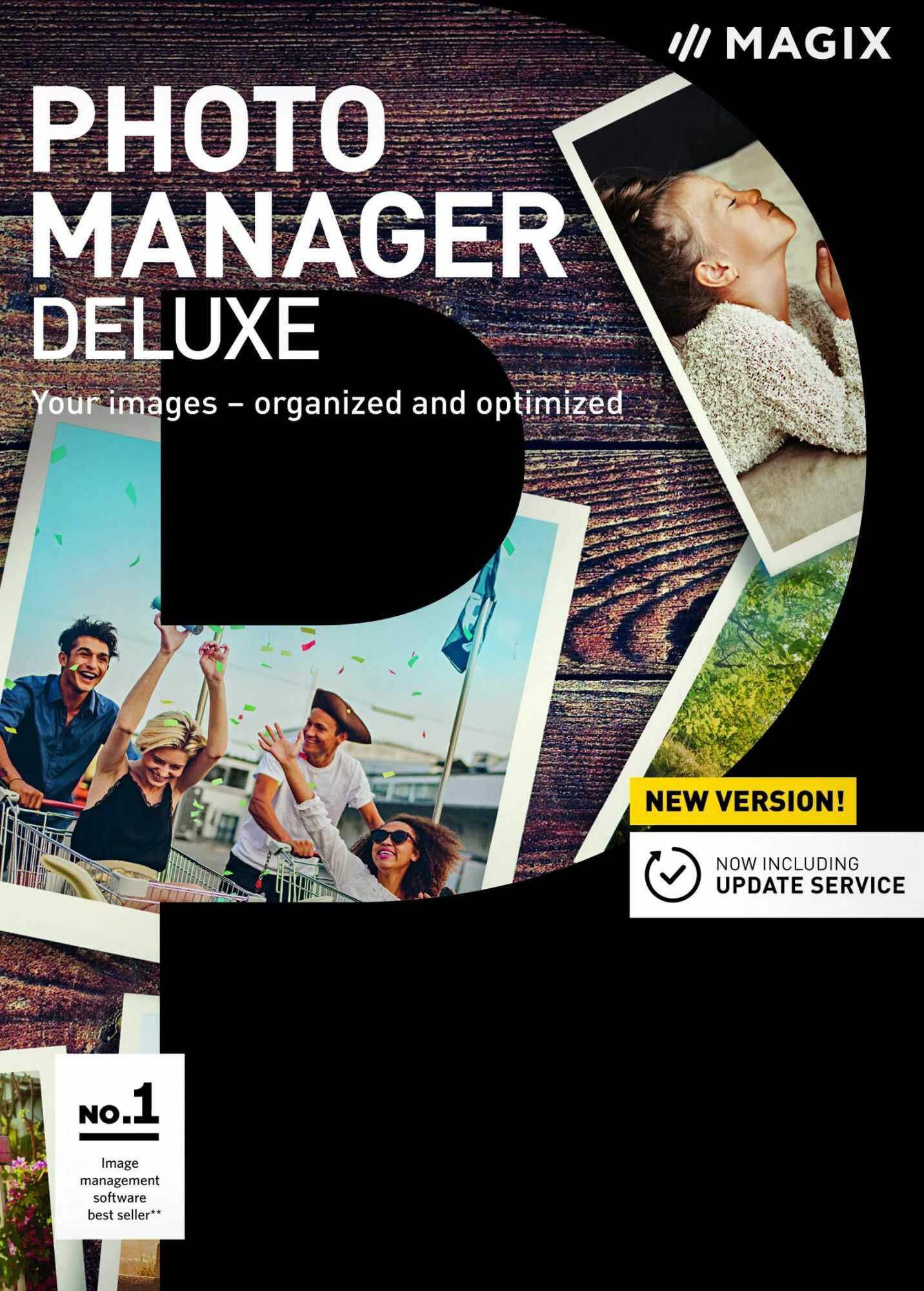 MAGIX Photo Manager Deluxe - ESD - Edu - Certyfikaty Rzetelna Firma i Adobe Gold Reseller