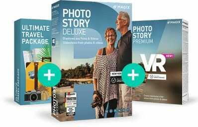 MAGIX Photostory Premium VR (2020) - ESD - cyfrowa - Edu i Gov - Certyfikaty Rzetelna Firma i Adobe Gold Reseller