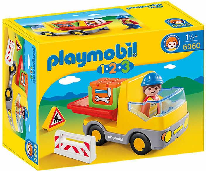Playmobil - Wywrotka 6960