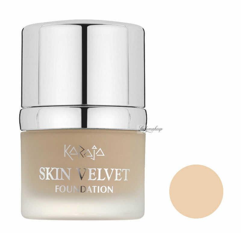 Karaja - Skin Velvet - Podkład liftingujący - 3