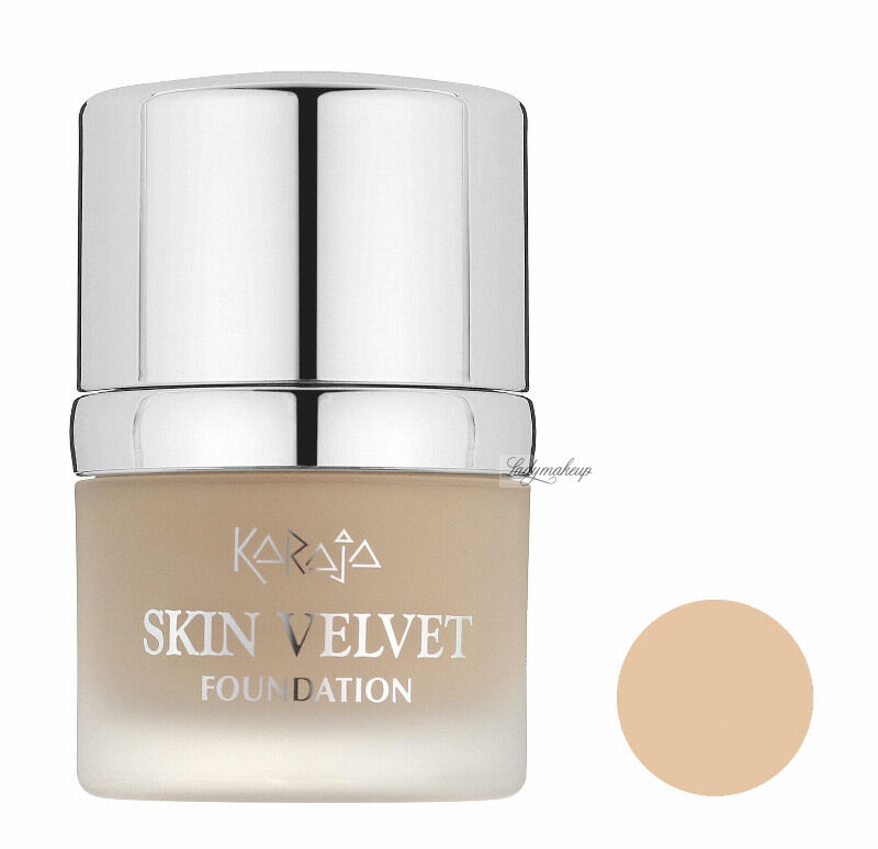 Karaja - Skin Velvet - Podkład liftingujący - 5
