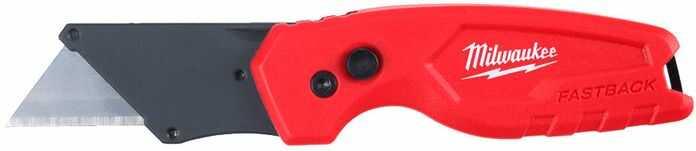 Kompaktowy nóż Fastback Milwaukee 4932471356
