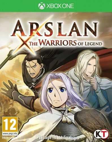 Arslan: The Warriors of Legend XOne