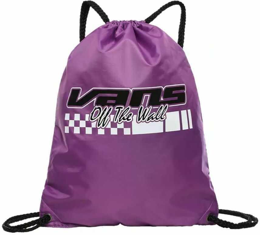 worek sportowy VANS BENCHED BAG Dewberry/Fueled