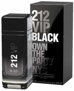 Carolina Herrera 212 VIP Men Black woda perfumowana - 50ml