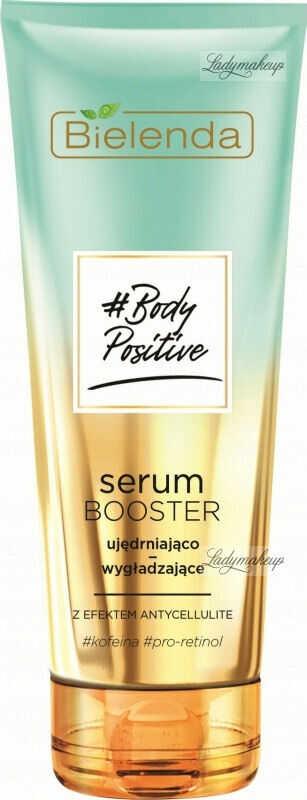 Bielenda - Body Positive - Serum Booster - Ujędrniajaco-wygładzające z efektem antycellulite - 250 ml