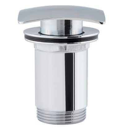 Omnires korek klik-klak do syfonu umywalkowego chrom F706CR