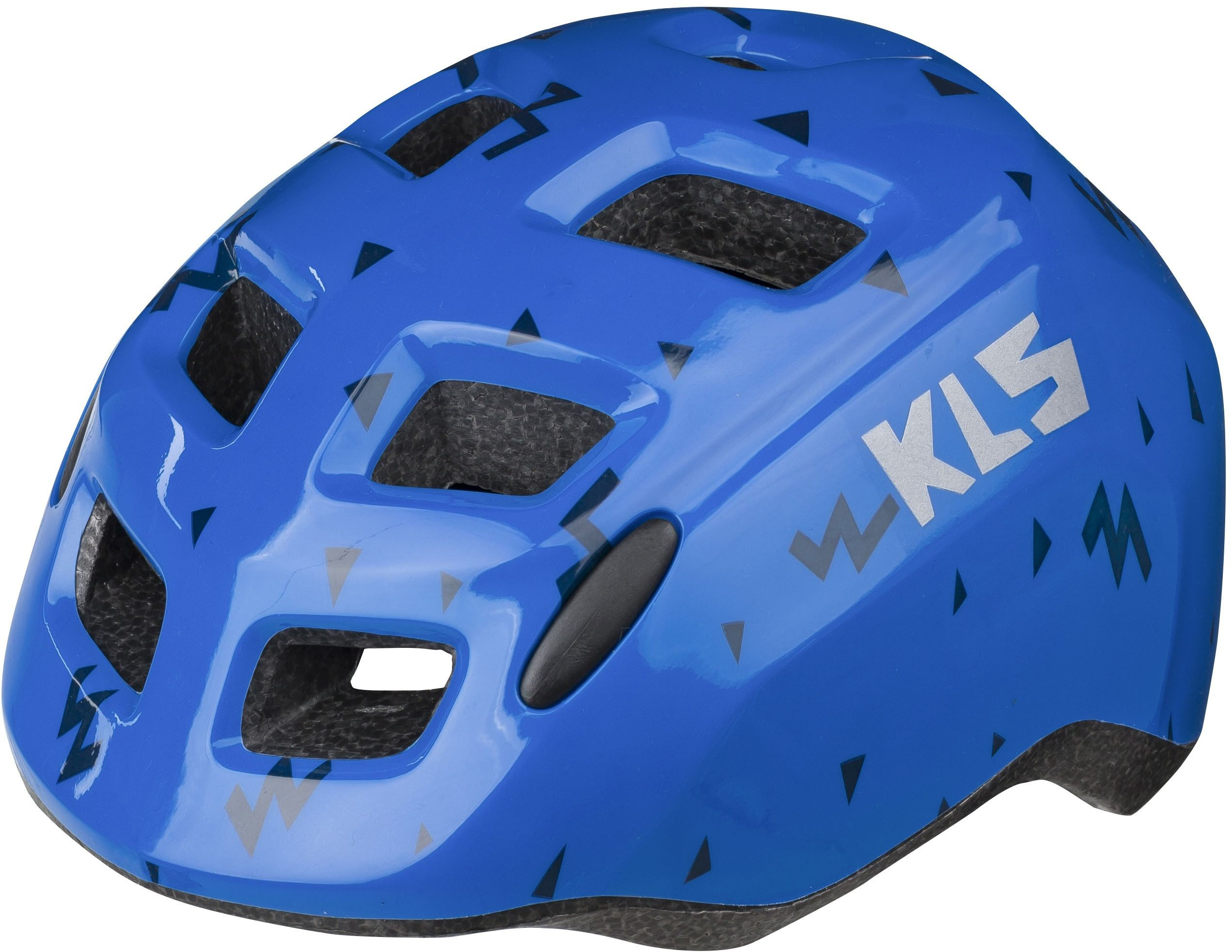 Kask dziecięcy KELLYS ZIGZAG niebieski S 50-55cm