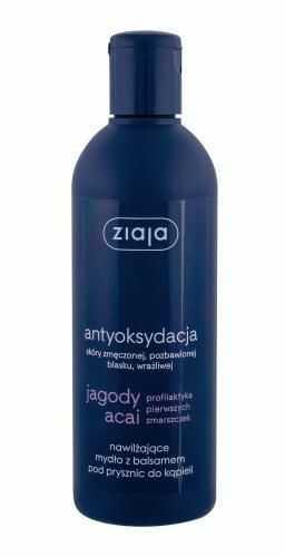 Ziaja Acai Berry krem pod prysznic 300 ml dla kobiet