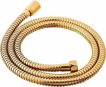 Omnires wąż prysznicowy mosiężny złoty 150 cm 029GL wysyłka 24h