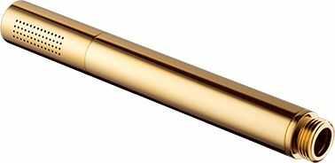 OMNIRES Rączka prysznicowa Microphone-RGL złoty