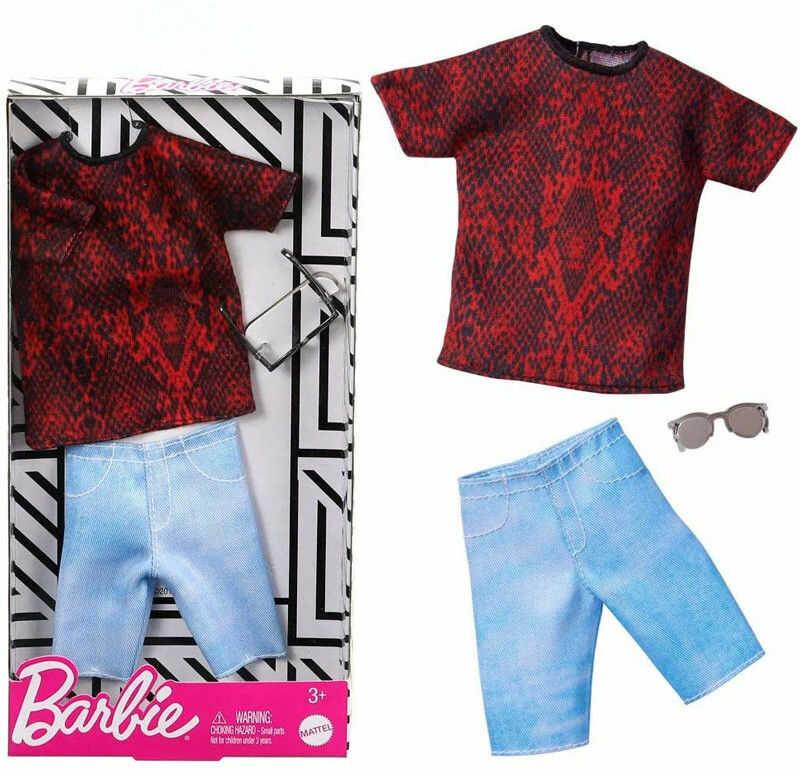 Barbie - Ubranko dla Kena GHX50