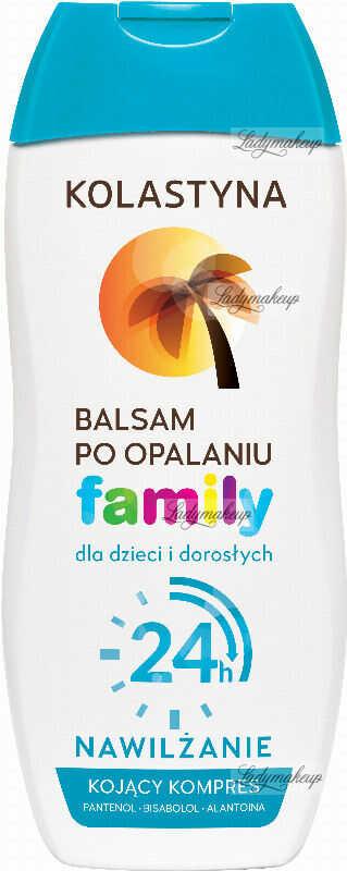 KOLASTYNA - Family - Balsam po opalaniu dla dzieci i dorosłych - 200 ml