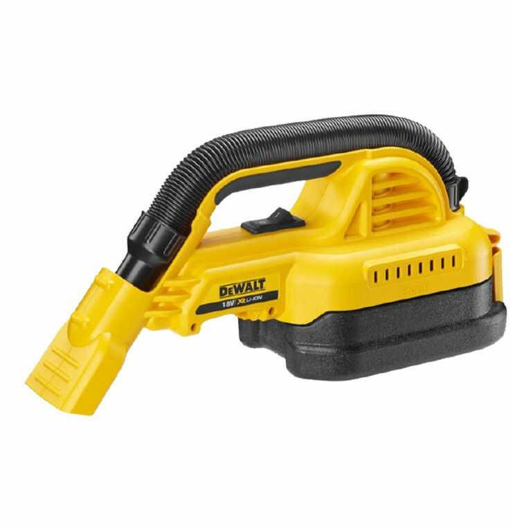 Odkurzacz ręczny Dewalt Urządzenie czyszczące akumulatorowe 18