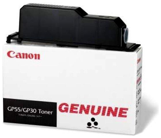 Wyprzedaż Oryginał Toner Canon GP-55/GP-30 1387A002AA do Canon GP-30f/GP-55 8000 stron czarny black
