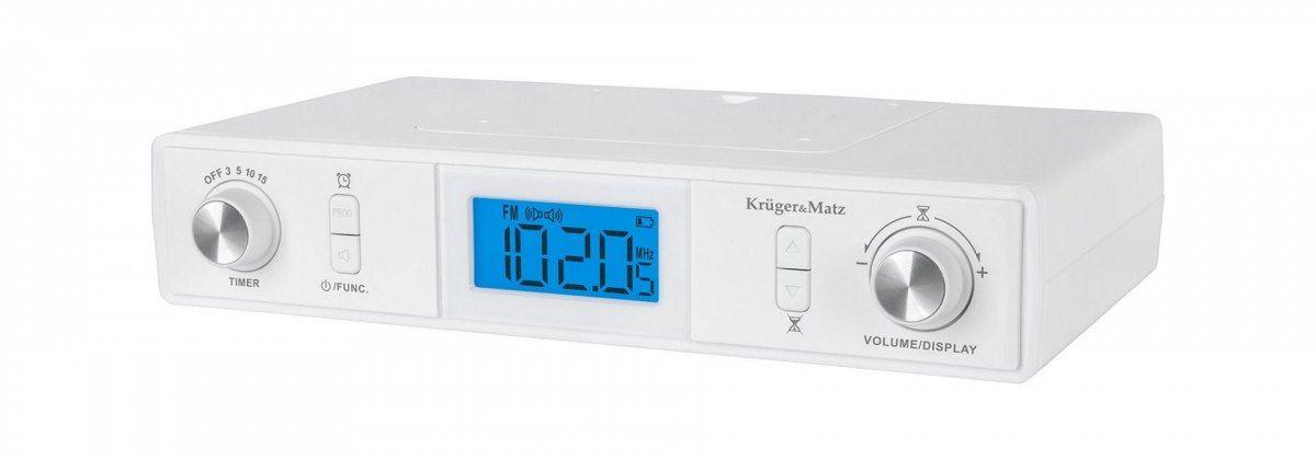 Radio kuchenne Kruger&Matz KM0817 z bluetooth