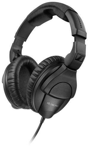 Sennheiser HD 280 PRO - słuchawki przewodowe wokółuszne Sennheiser HD 280 PRO