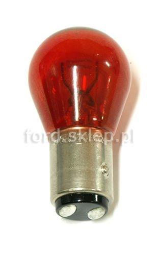 żarówka 2- włóknowa Philips - tylnej lampy czerwona 21/5 W - 1489938