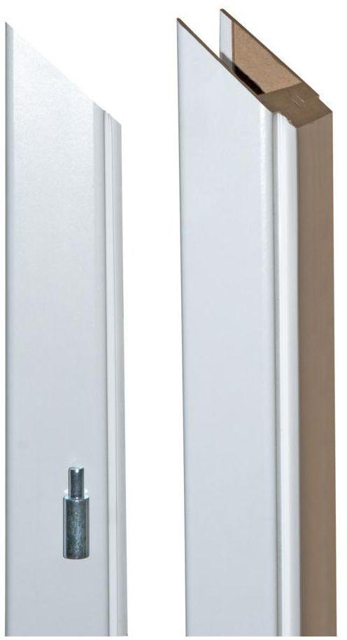 Baza lewa ościeżnicy regulowanej Biała 280 - 300 mm Artens