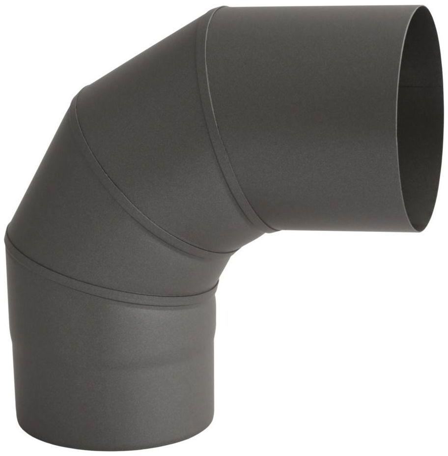 Kolano 110 mm 90 ST 6 mm KAISER PIPES