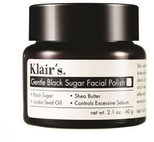 Gentle Black Sugar Facial Polish Peeling do twarzy 110 g