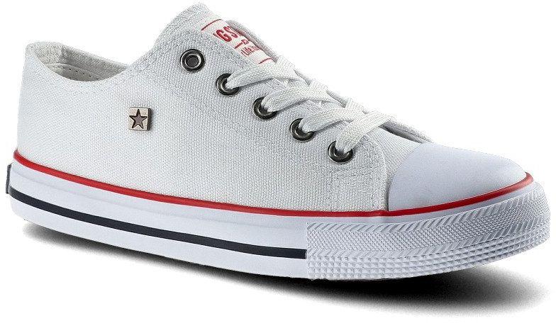 Trampki BIG STAR FF374200 101 Biały