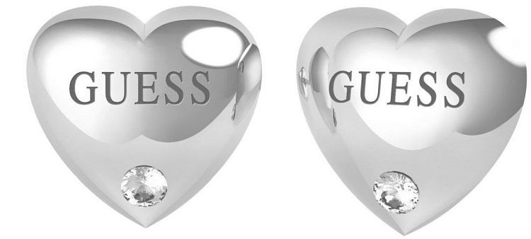 Kolczyki Guess - Guess Is For Lovers