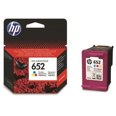 Tusz Oryginalny HP 652 (F6V24AE) (Kolorowy) - DARMOWA DOSTAWA w 24h