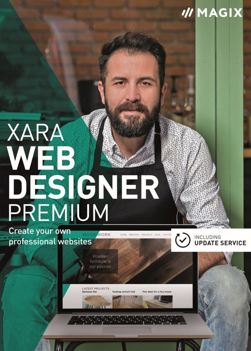 MAGIX Web Designer Premium - ESD - cyfrowa - Edu - Certyfikaty Rzetelna Firma i Adobe Gold Reseller