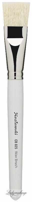Kozłowski - Wax Brush CB 825 - Pędzel do nakładania masek