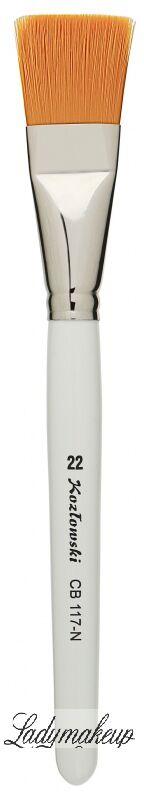 Kozłowski - CB 117-N - Pędzel do nakładania masek - 22