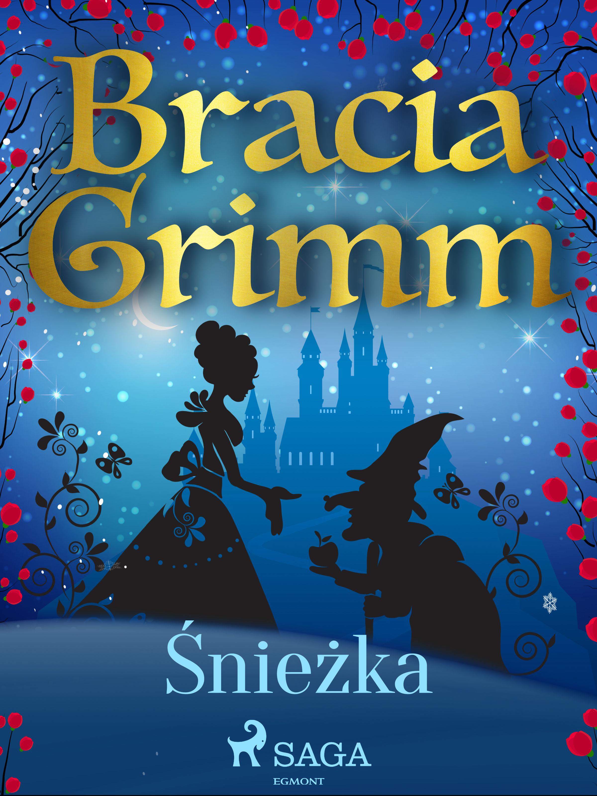 Śnieżka - Bracia Grimm - ebook