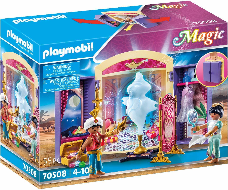 """PLAYMOBIL Magic 70508 pudełko do zabawy """"Orientksiężniczka"""", od 4 lat"""