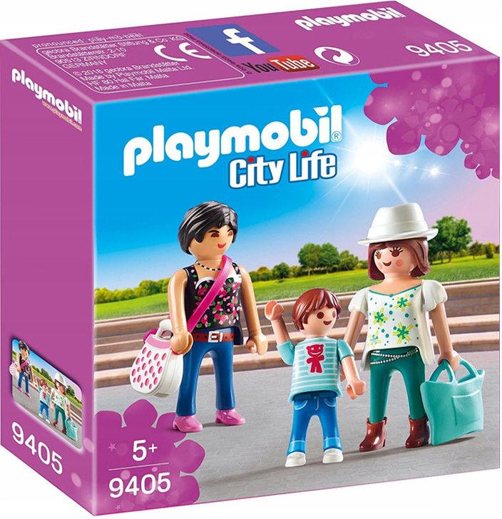 Playmobil - Shopping Girls 9405