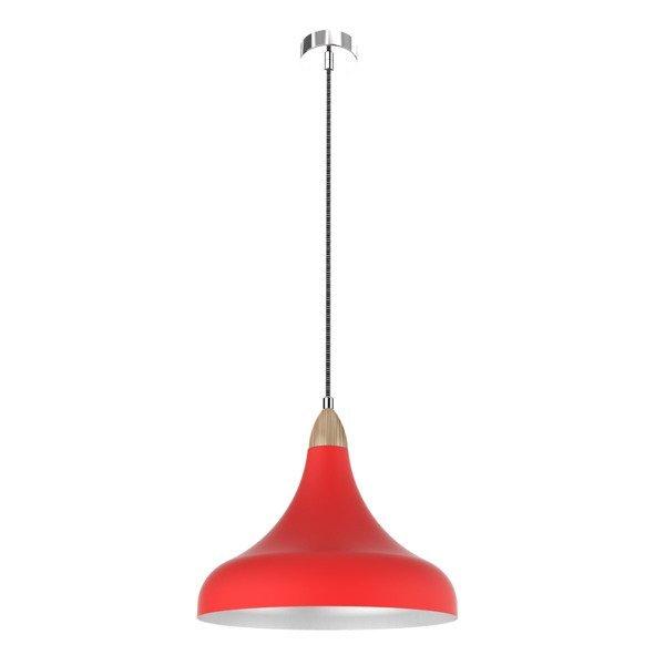 Lampa sufitowa NINO RED 125