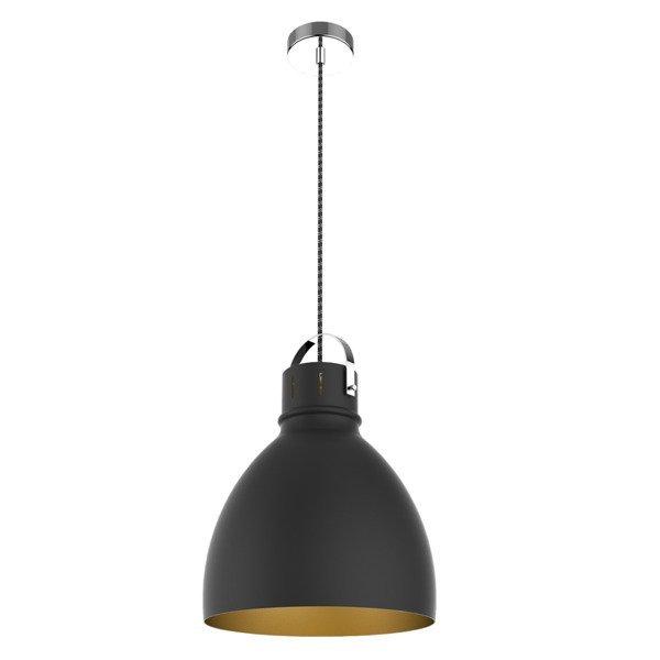 Lampa sufitowa LOGAN BLACK 128