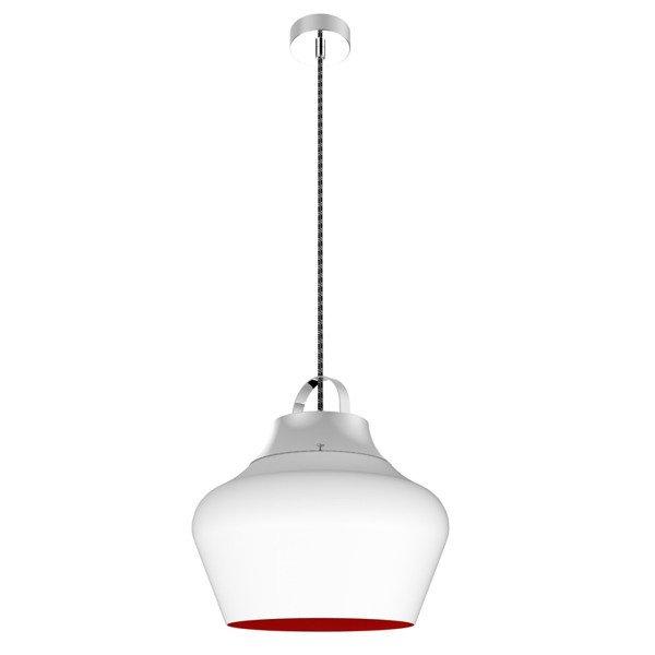 Lampa sufitowa NEGRO WHITE 130