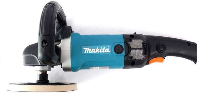 Makita 9237CB - kultowa maszyna polerska rotacyjna 1200W