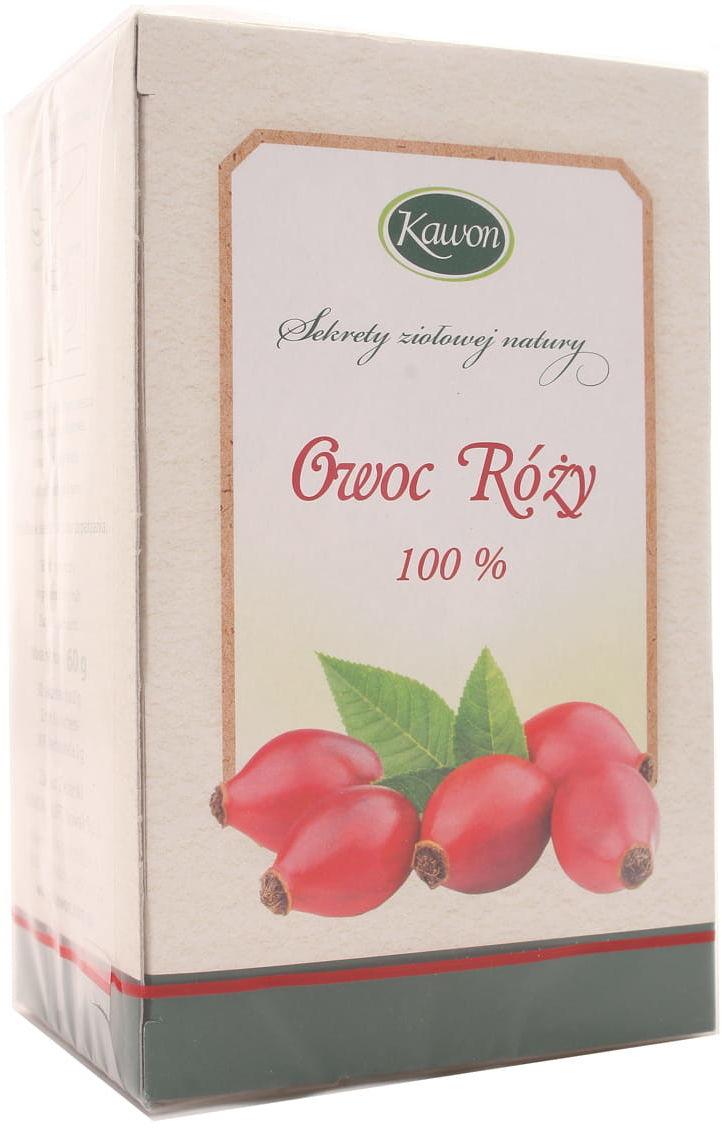 Herbata Róża - Kawon - 20 saszetek