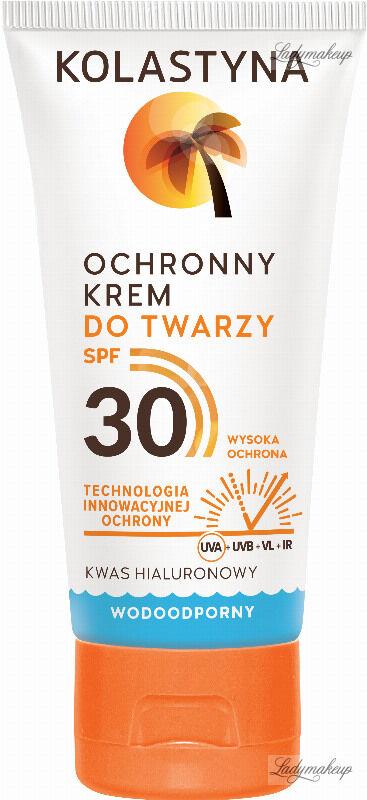 KOLASTYNA - Ochronny krem do twarzy - SPF30 - 50 ml