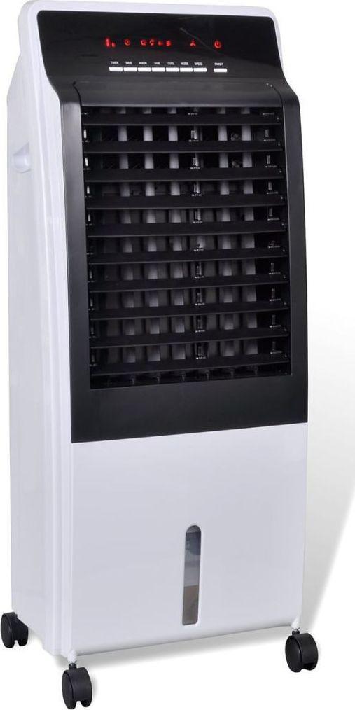 vidaXL Przenośny klimatyzator oczyszczacz i nawilżacz powietr