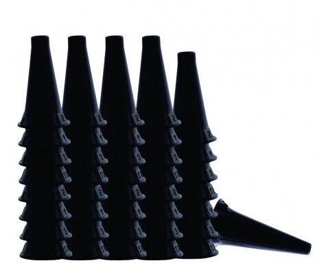 Wzierniki uszne do otoskopu KaWE - 100 sztuk